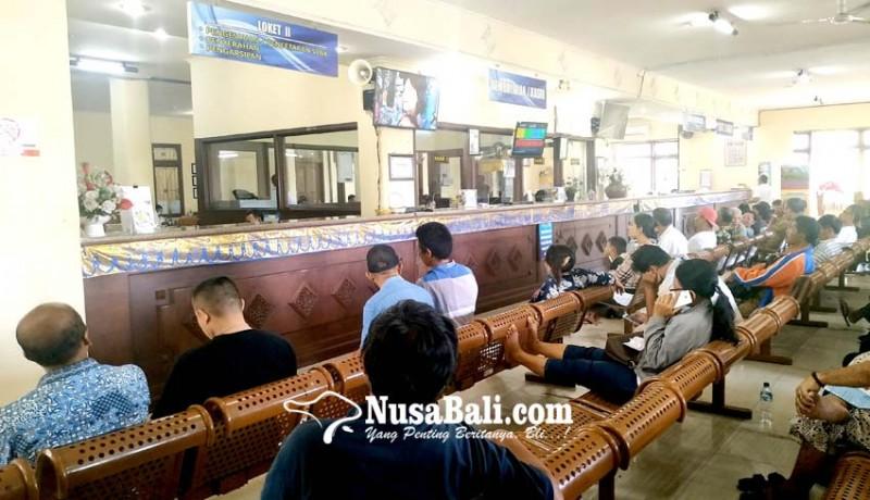 www.nusabali.com-empat-bulan-pemutihan-pajak-raup-rp-14-miliar-lebih