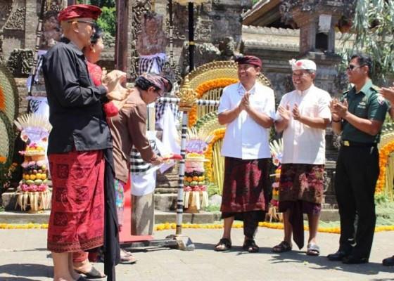 Nusabali.com - pembukaan-pvf-sekaligus-uji-coba-e-ticketing