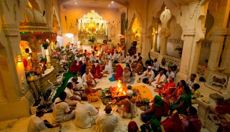 www.nusabali.com-gita-jayanti-2019-tingkatkan-moralitas-umat-hindu