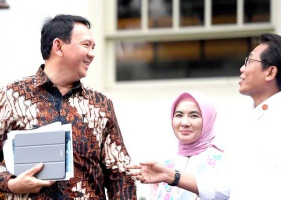 Nusabali.com - ahok-dan-nicke-temui-presiden-jokowi
