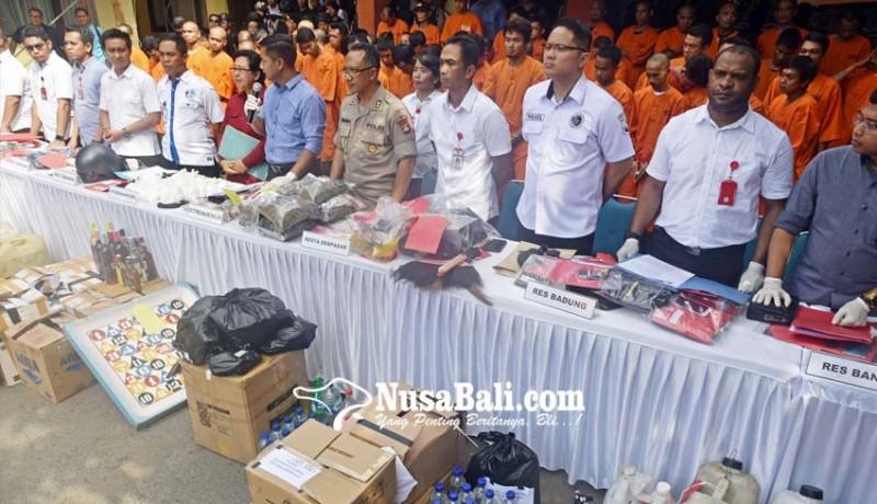 www.nusabali.com-ungkap-178-kasus-dan-205-tersangka