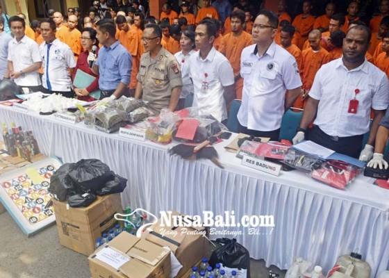 Nusabali.com - ungkap-178-kasus-dan-205-tersangka