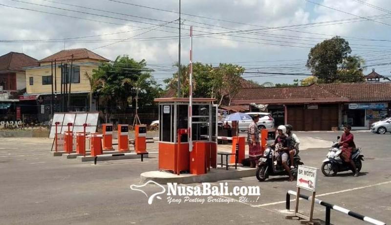www.nusabali.com-sistem-e-parkir-pasar-umum-beringkit-diresmikan-hari-ini