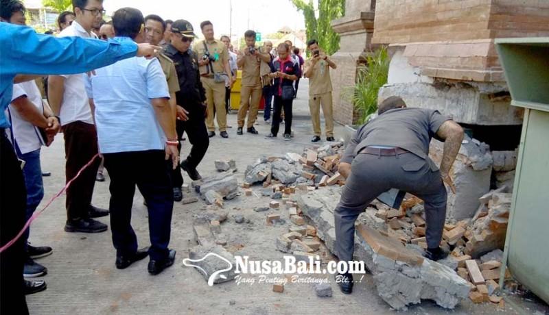 www.nusabali.com-hari-ini-dinding-pondasi-yang-roboh-diperbaiki