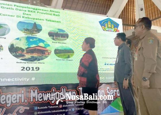 Nusabali.com - tabanan-tuntaskan-pemasangan-wifi-bantuan-bkk-provinsi