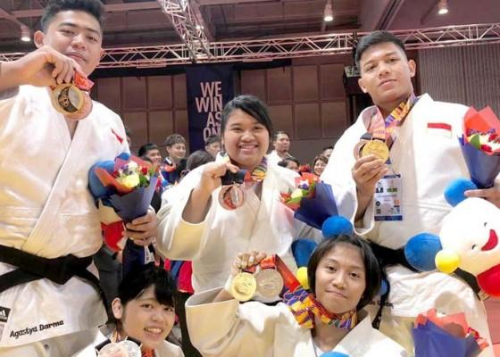 Nusabali.com - atlet-asal-bali-sumbang-7-emas-6-perak-6-perunggu