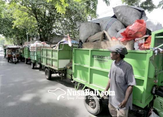 Nusabali.com - dampak-perbaikan-tpss-kreneng-sampah-ditumpuk-di-tpss-yang-batu