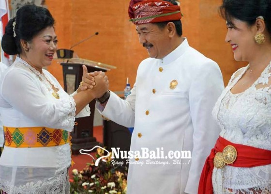 Nusabali.com - gede-darmawa-jadi-penjabat-sekda-karangasem
