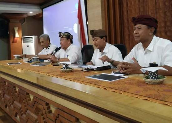 Nusabali.com - sekda-kota-denpasar-pimpin-rapat-final-denfest