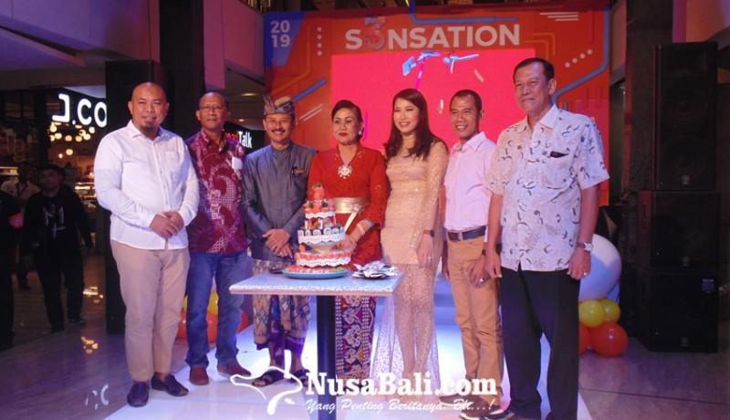 www.nusabali.com-sensasi-kemeriahan-hari-jadi-mall-level-21-denpasar