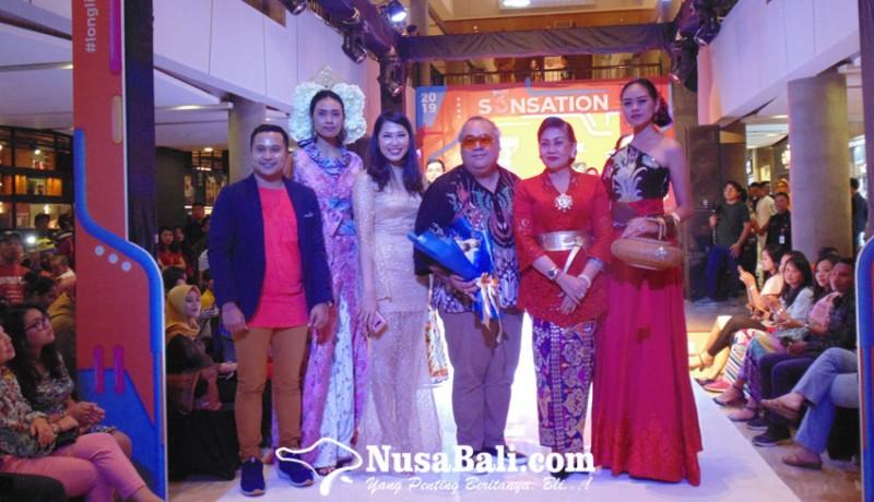 www.nusabali.com-tjok-abi-dan-dian-saskara-pamer-karya-di-denpasar-hype-fashion-week