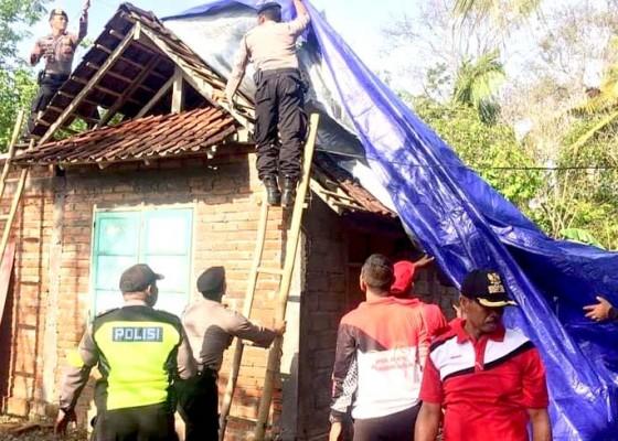 Nusabali.com - satu-keluarga-terpaksa-ngungsi-ke-kandang-kerbau