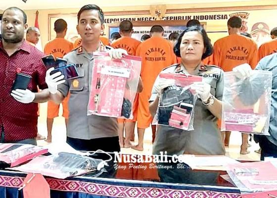 Nusabali.com - lakalantas-masih-tinggi-kriminalitas-menurun