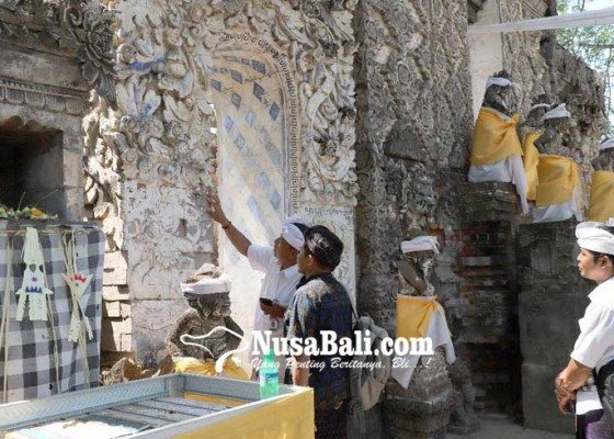 Nusabali.com - arca-ganesha-dari-abad-12-sangat-unik-dan-satu-satunya-di-bali