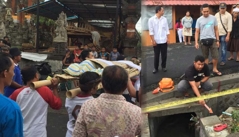 www.nusabali.com-hanyut-pekerja-peternakan-ayam-tewas