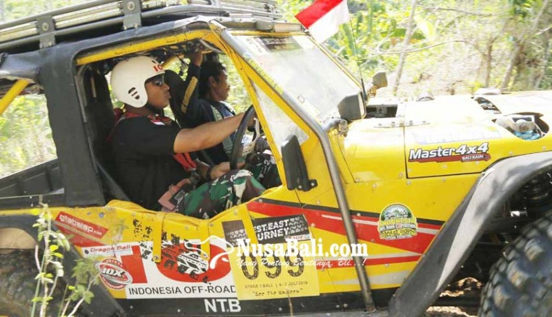 www.nusabali.com-kodam-ixudayana-gelar-penghijauan-dan-offroad