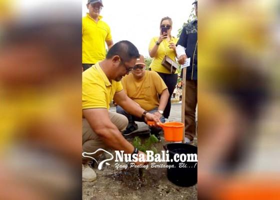 Nusabali.com - golkar-denpasar-panas-mesin-jelang-pilkada-2020