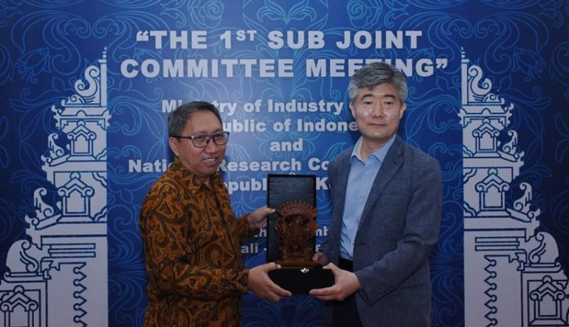 www.nusabali.com-indonesia-korea-selatan-perkuat-kerja-sama-manufaktur