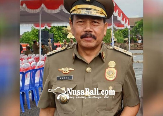 Nusabali.com - satpol-pp-takut-tegakkan-jalur-hijau
