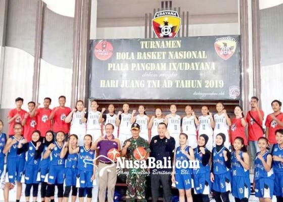 Nusabali.com - pangdam-ix-udayana-buka-turnamen-basket-asw-cup