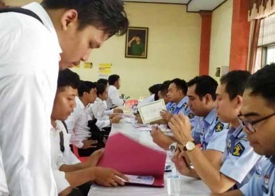 Nusabali.com - ribuan-peserta-ikuti-seleksi-cpns-kemenkumham-bali