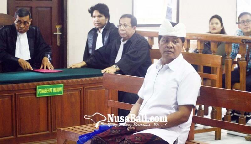 www.nusabali.com-pembelaan-belum-siap-sudikerta-disemprot-hakim