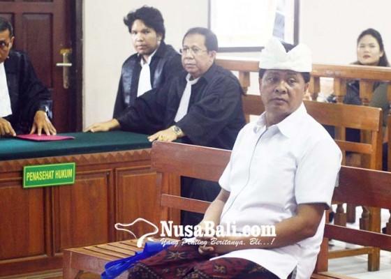 Nusabali.com - pembelaan-belum-siap-sudikerta-disemprot-hakim