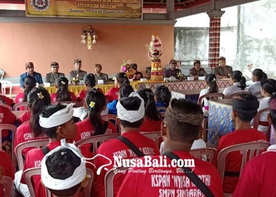 Nusabali.com - pasraman-remaja-upaya-membentengi-dari-ancaman-narkoba