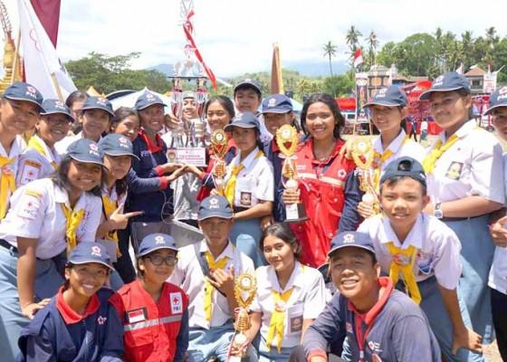 Nusabali.com - sma-pgri-amlapura-juara-jumbara-pmr