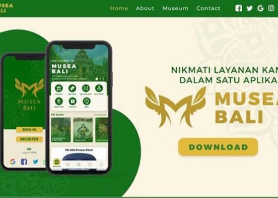 Nusabali.com - aplikasi-musea-bali-mudahkan-milenial-belajar-sejarah