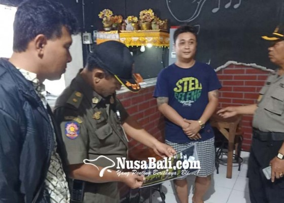 Nusabali.com - duktang-tidak-lapor-diri-terjaring-sidak