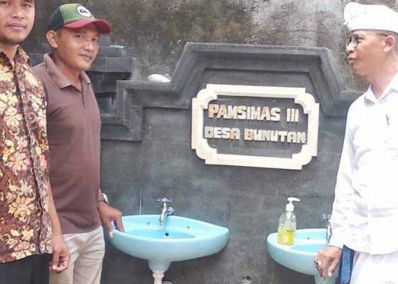 Nusabali.com - realisasi-air-bersih-pamsimas-capai-95