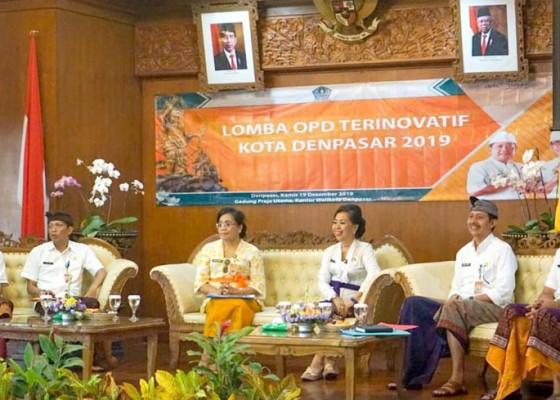 Nusabali.com - pemkot-denpasar-gelar-lomba-opd-terinovatif