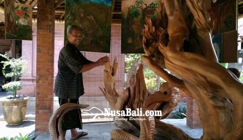 www.nusabali.com-jadi-pematung-bali-pertama-raih-hak-cipta-di-era-soeharto