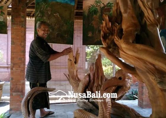 Nusabali.com - jadi-pematung-bali-pertama-raih-hak-cipta-di-era-soeharto