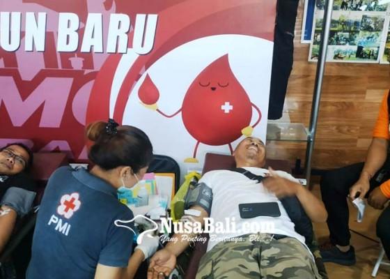 Nusabali.com - komunitas-otomotif-anggota-terbanyak-rajin-donor-darah