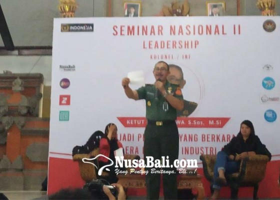 Nusabali.com - membentuk-generasi-milenial-yang-berjiwa-pemimpin