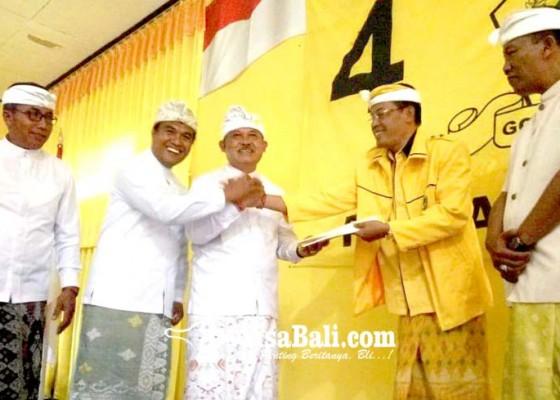 Nusabali.com - sekda-bangli-resmi-daftar-cabup-di-golkar