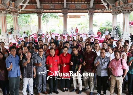 Nusabali.com - koster-ajak-media-dukung-terwujudnya-bali-era-baru-2022