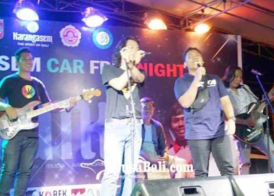 Nusabali.com - car-free-night-wadahi-kreativitas-kawula-muda