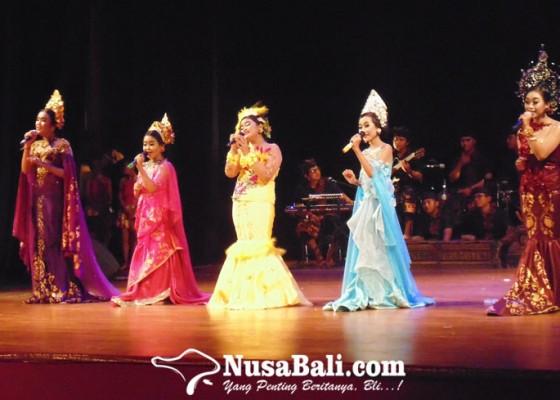 Nusabali.com - palawara-rilis-lima-lagu-anak-melalui-arkanara