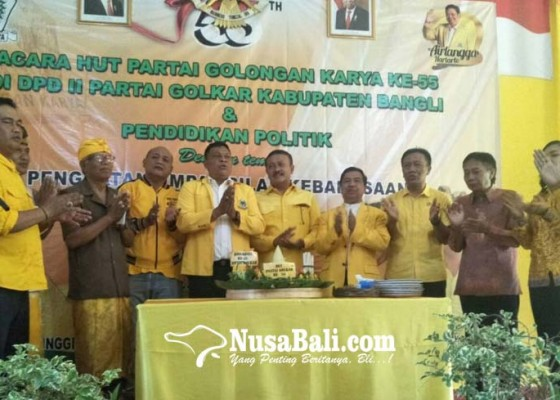 Nusabali.com - golkar-mengarah-ke-adik-bupati-bangli