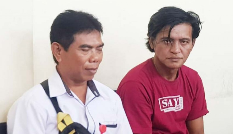 www.nusabali.com-dua-bulan-kabur-napi-darmayasa-ditangkap