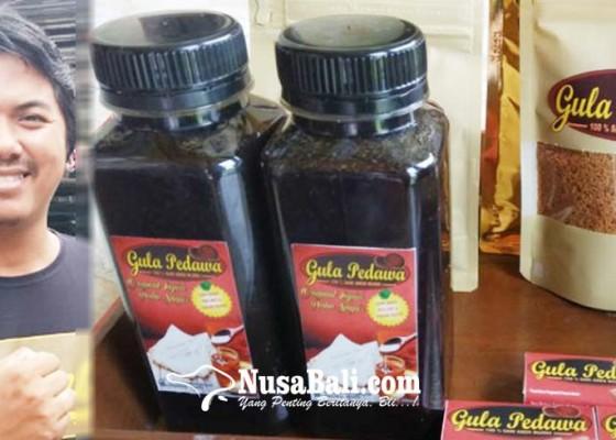 Nusabali.com - desa-pedawa-kembangkan-gula-semut-hingga-gula-cair