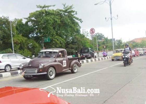 Nusabali.com - bcms-3-digelar-di-gwk-pamerkan-160-mobil-dan-motor