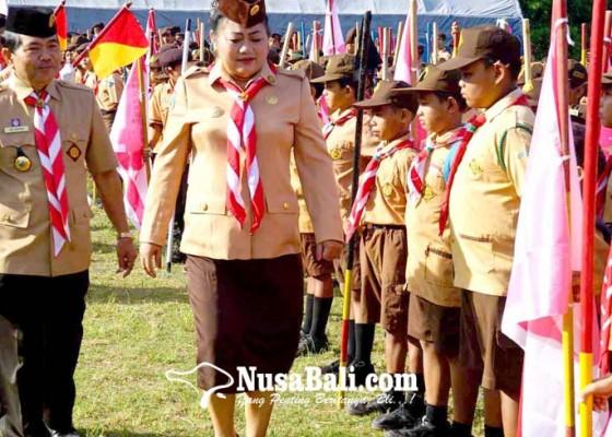 Nusabali.com - bupati-buka-pesta-siaga-dan-jamran-sidemen