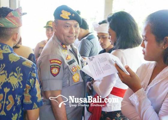 Nusabali.com - mabes-polri-pantau-pengamanan-natal-di-karangasem