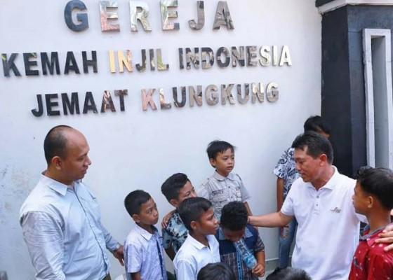 Nusabali.com - jajaran-polres-gelar-patroli-gereja