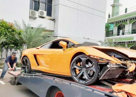 Nusabali.com - pengemudi-lamborghini-jadi-tersangka