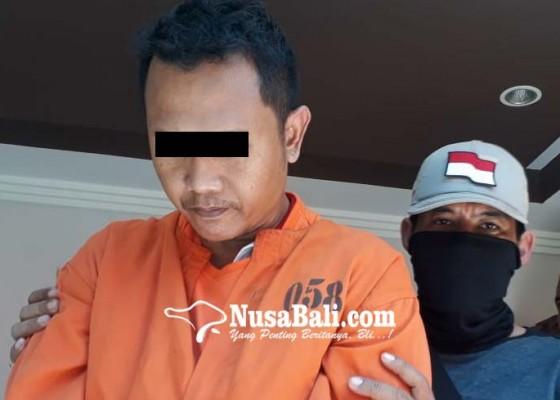 Nusabali.com - pecatan-polisi-tertangkap-bawa-shabu